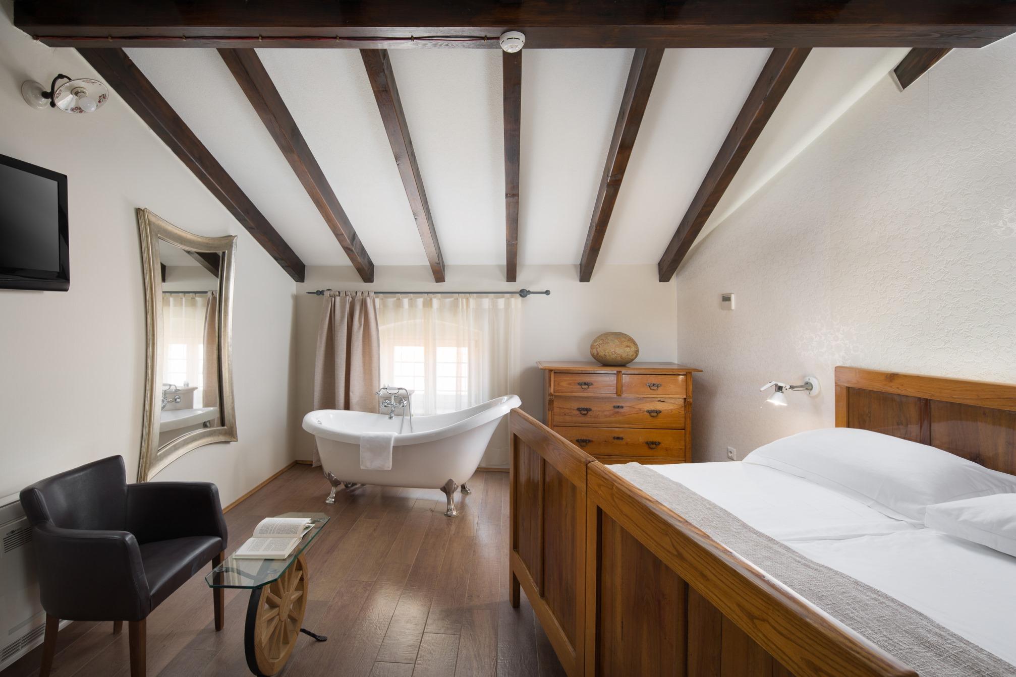 La Grisa: grad-hotel u kojem ćete doživjeti dušu Istre