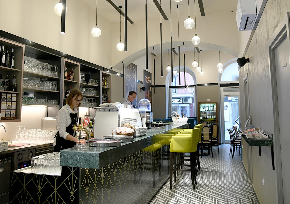 Rijeka je dobila još jedan adut – Caffe shop bar Garibaldi