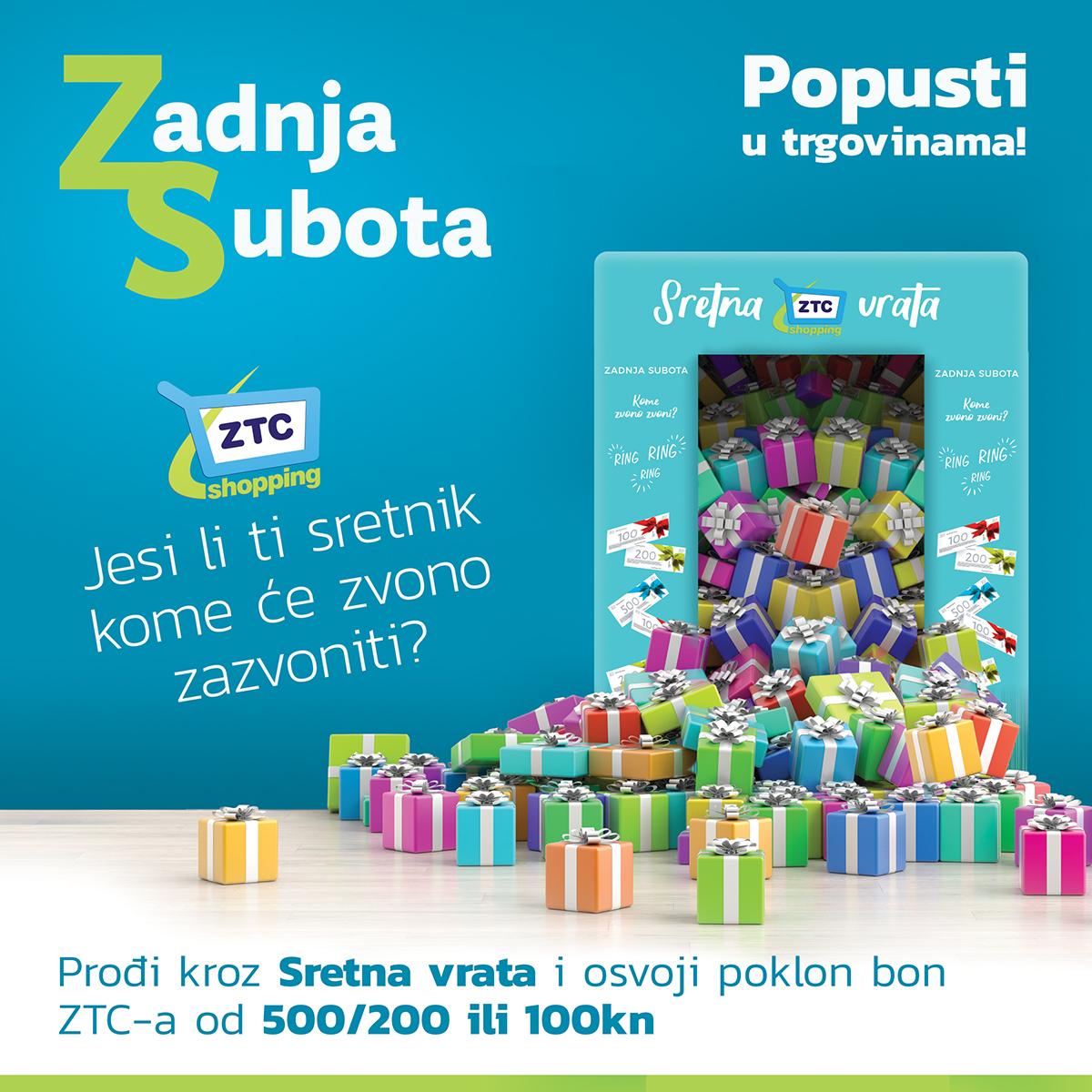 Zetino kazalište i Sretna vrata: 100, 200, 500 razloga za posjet ZTC-u!