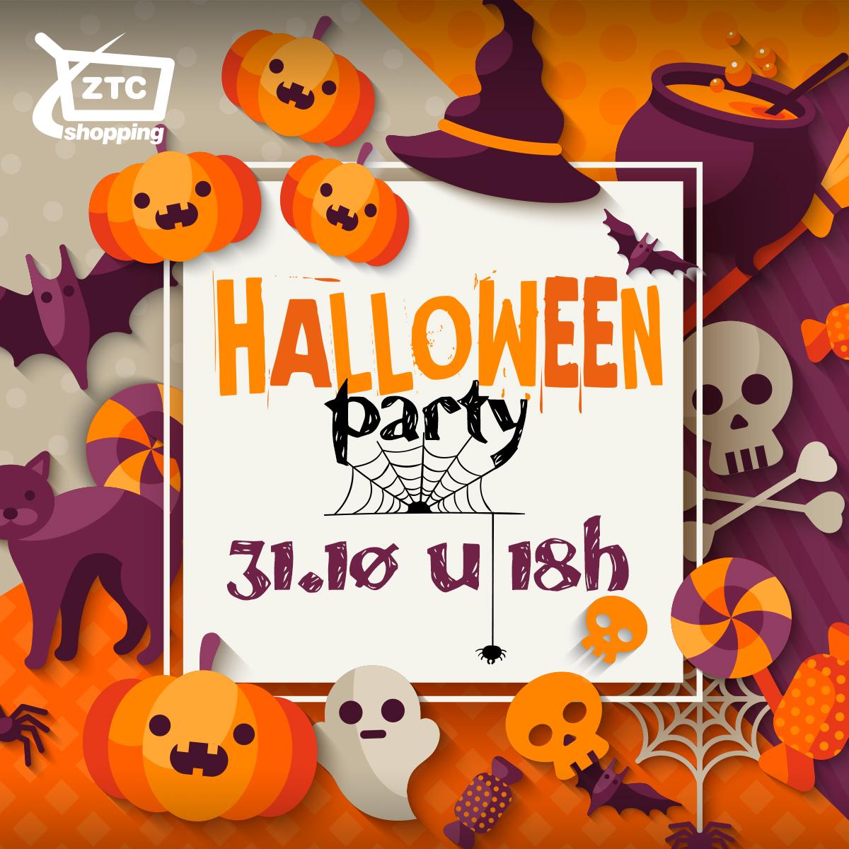 Jeste li spremni za strašno zabavan Halloween u ZTC-u?