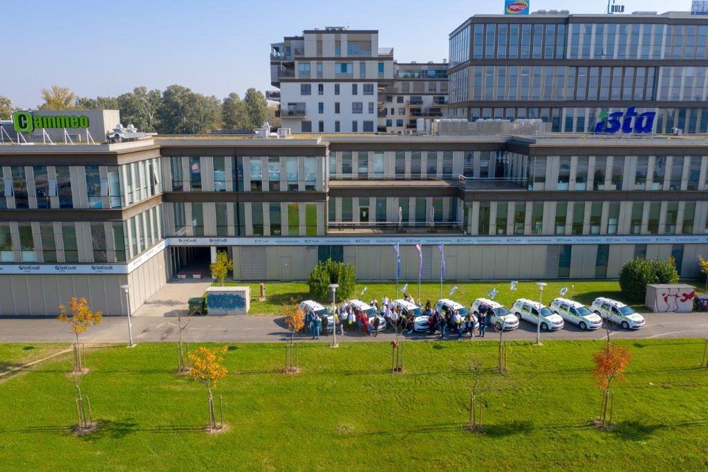 CAMMEO IDE DALJE Budućnost je ovdje: Novi Partneri i električna vozila