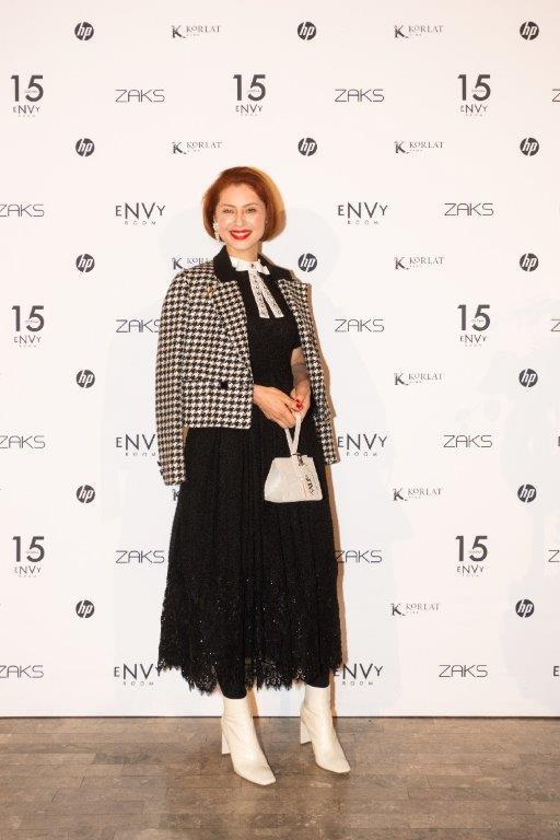 eNVy room proslavio 15 godina stvaranja rapsodijom glamura i elegancije