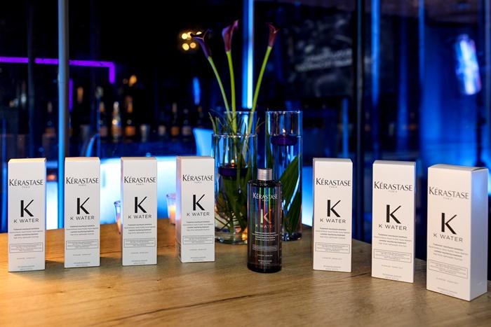 Iva Jerković zasjala na predstavljanju K water by Kérastase