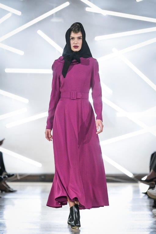 Loré otvorila Ljubljana Fashion Week kolekcijom La Violetera