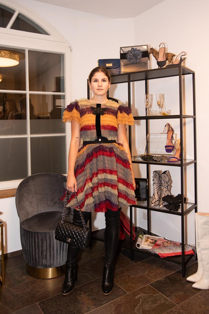 Najtraženija pozivnica u Zürichu bila je ona za otvorenje butika hrvatske dizajnerice