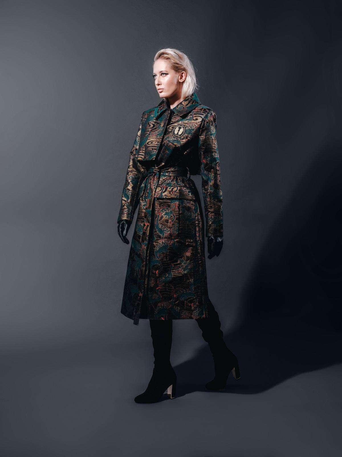Ove jeseni nosi se couture s potpisom TWINS