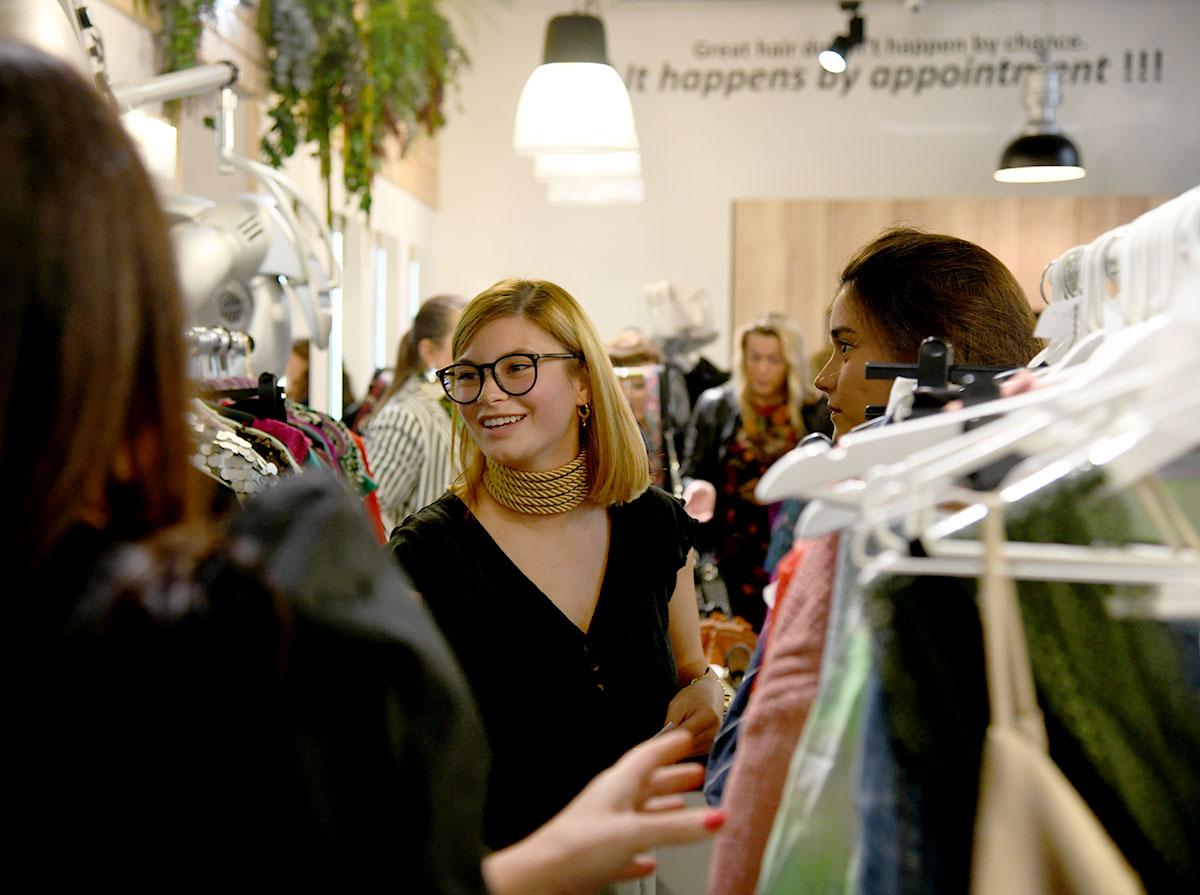 Sjajan odaziv Riječanki na prvom 4look Fashion Bazaaru