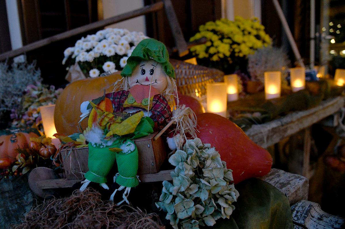 Fall Fantasy večera odjenula Ostariju Veranda u savršeno jesenje ruho