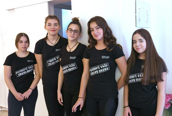 Beauty salon Žana