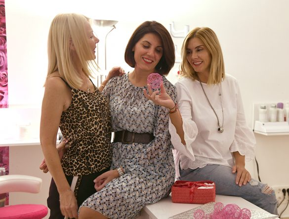 Proslava rođendana u Beauty salonu Žana