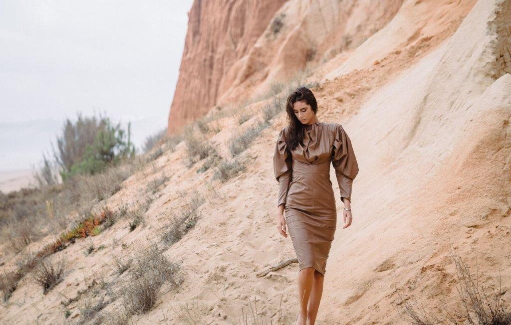 Dizajnerica Kristina Burja predstavila novu kolekciju na 9. izdanju Green Fashion Weeka u Portugalu