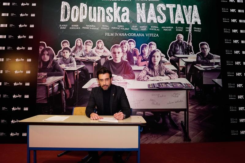 DOPUNSKA NASTAVA ZA SVE LJUBITELJE FILMA: Brojni poznati opet sjeli u školsku klupu