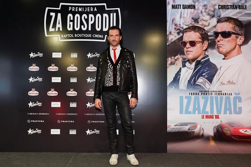 """""""IZAZIVAČ: LE MANS '66"""": Premijera za gospodu sinoć okupila frajere u Kaptol Boutique Cinema"""