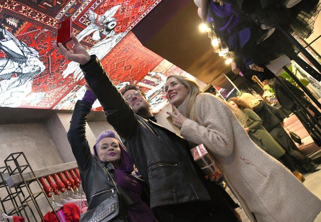Domaće zvijezde sa Zigmanom proslavile svečano otvorenje njegovog prvog zagrebačkog dućana