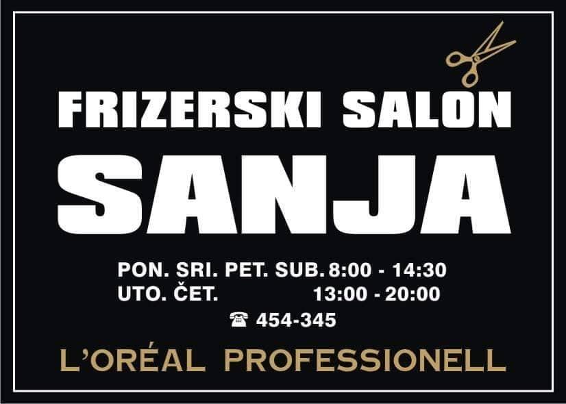 Frizerski salon Sanja - salon kojemu se uvijek vraćamo