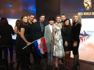 Hrvatska delegacija na izboru