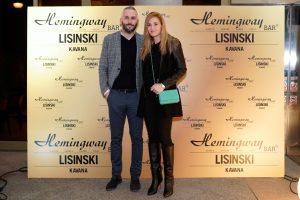 Marko Kožul i Lana Pavić
