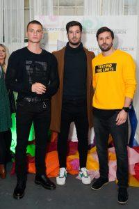Patrik Cvetko, Josip Kotlar i Marko Micunovic