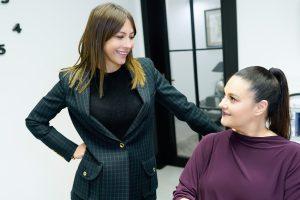 dr. Tamara Zaja Milicic i Martina Tomcic