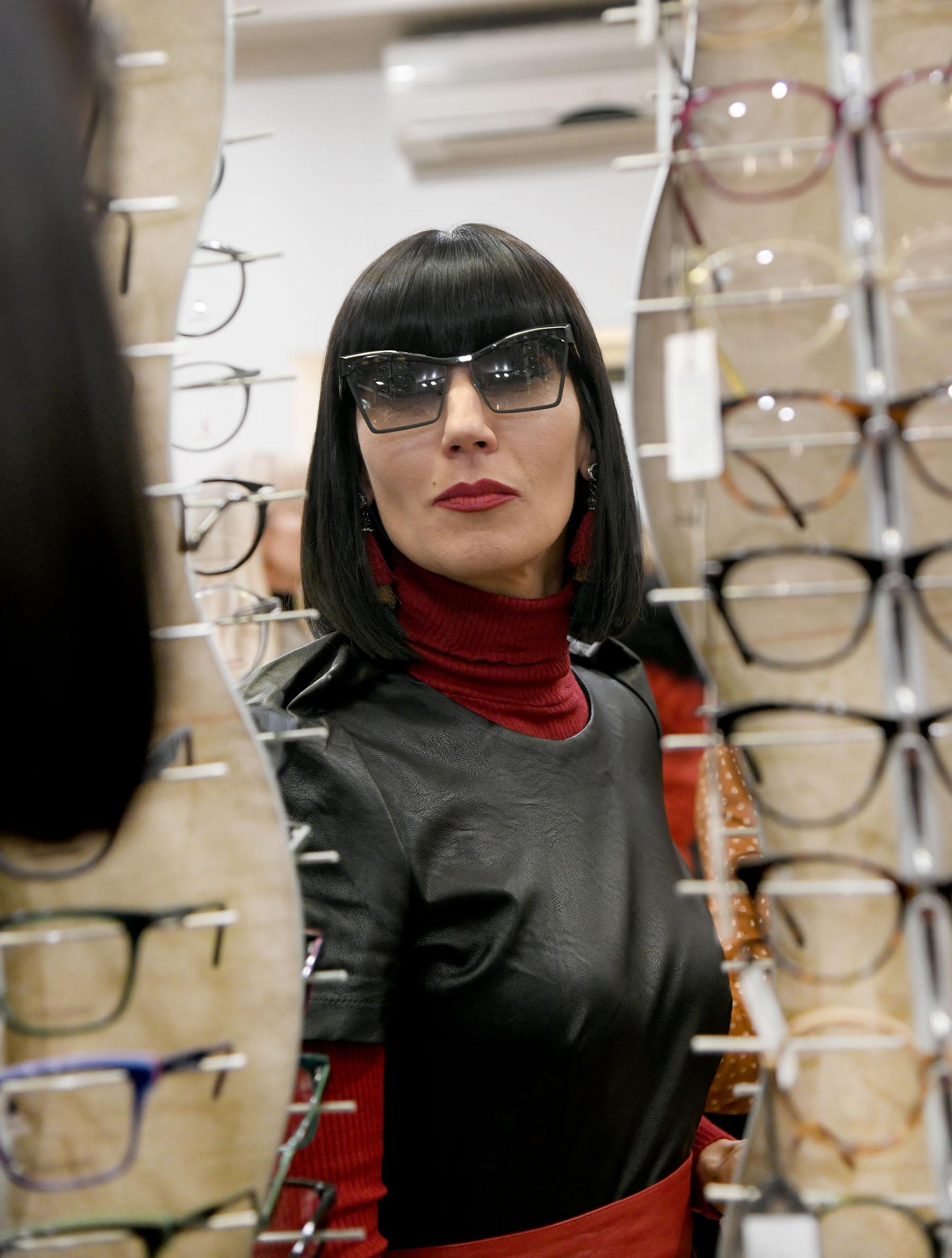 Nova definicija stila: U Optiku Vid stigao luksuzni brend Borbonese
