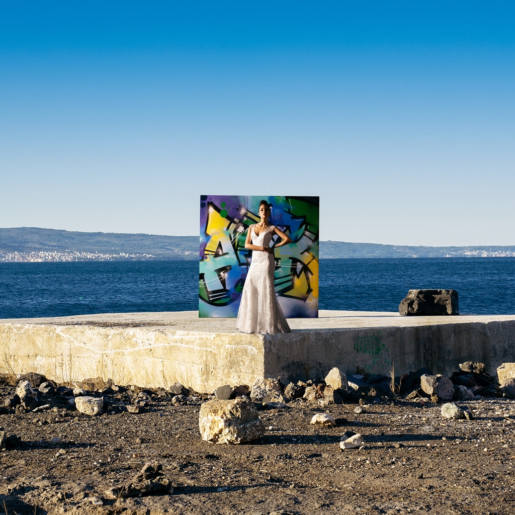 Grafiti i priroda kao kulisa novih Alduk vjenčanica