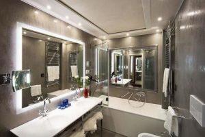 Bathroom Deluxe City View Room
