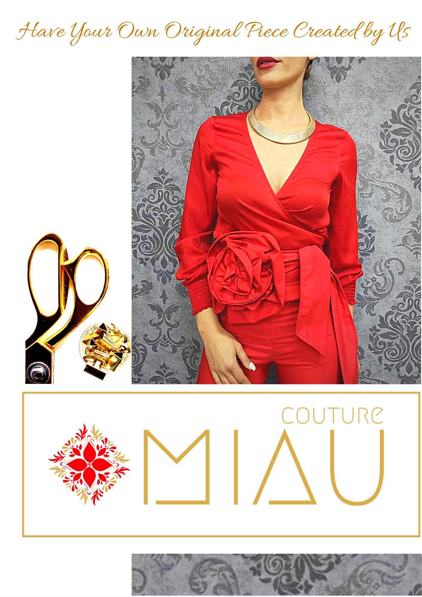 Extravagant interview: Miau Couture