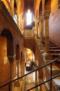 Reception Palazzo Stern