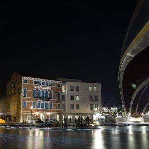 Santa Chiara esterno notte