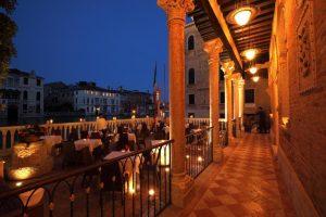 Terrace Palazzo Stern