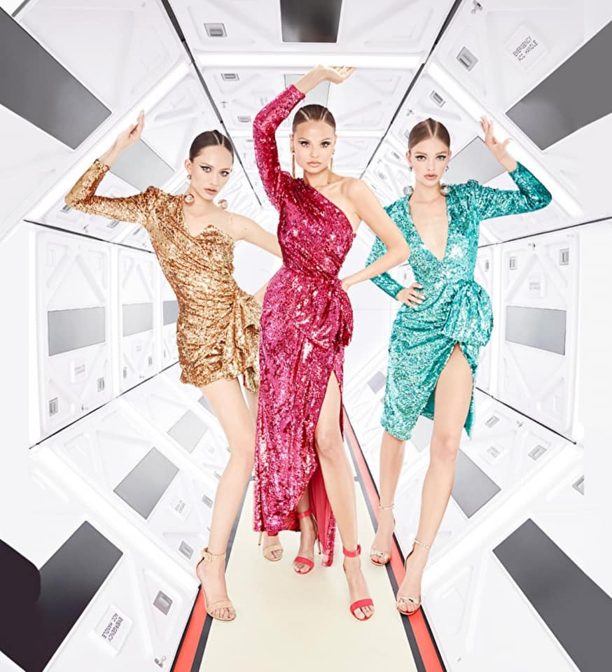 Talijanski brend Elisabetta Franchi stiže Boutique Anais Moda!