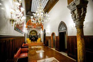 palazzo stern chapel