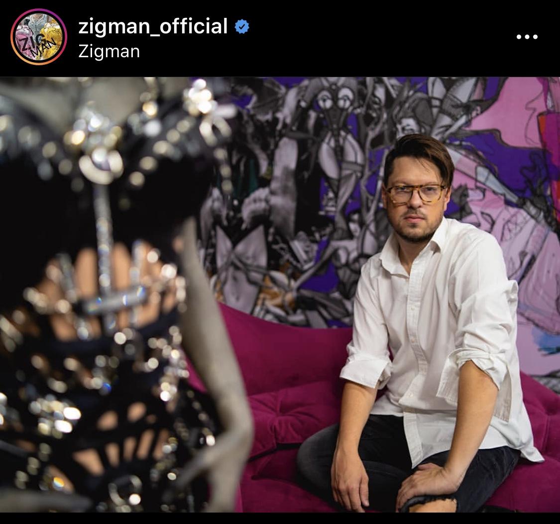 Modni genijalac s potpisom - Juraj Zigman