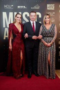 Ana Radisic, Tomislav Jelincic i Maja Ostro Flis