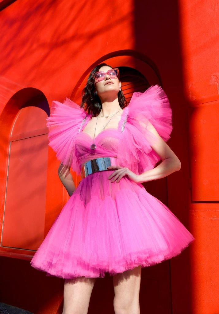 Extravagant editorials: In love with ...