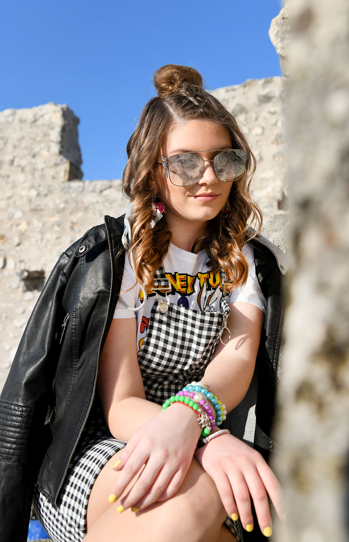 Extravagant editorials: Ztc teen star
