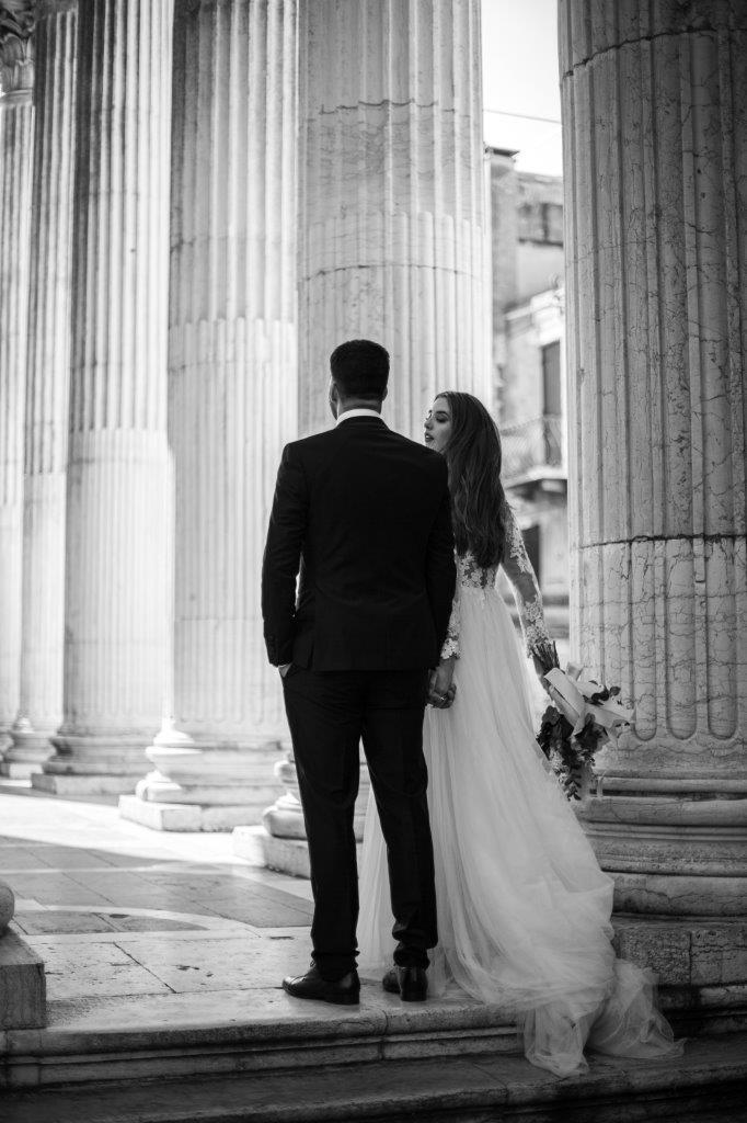 Vjenčana priča u srcu Venecije