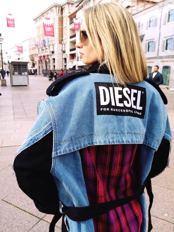 Dieselova kolekcija za proljeće ima jasan stav: work hard - but play harder!