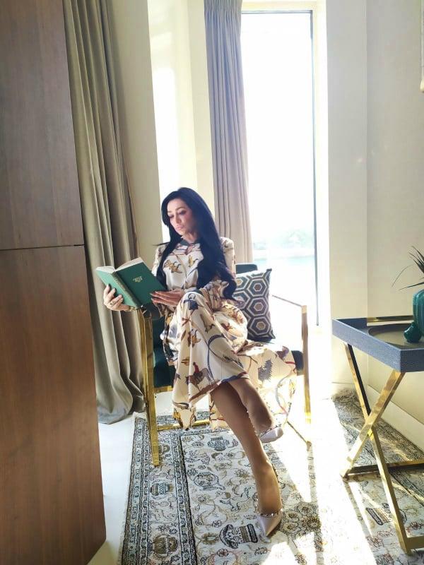 #Ostanidoma Extravagant homestyle: Vivian Jurković