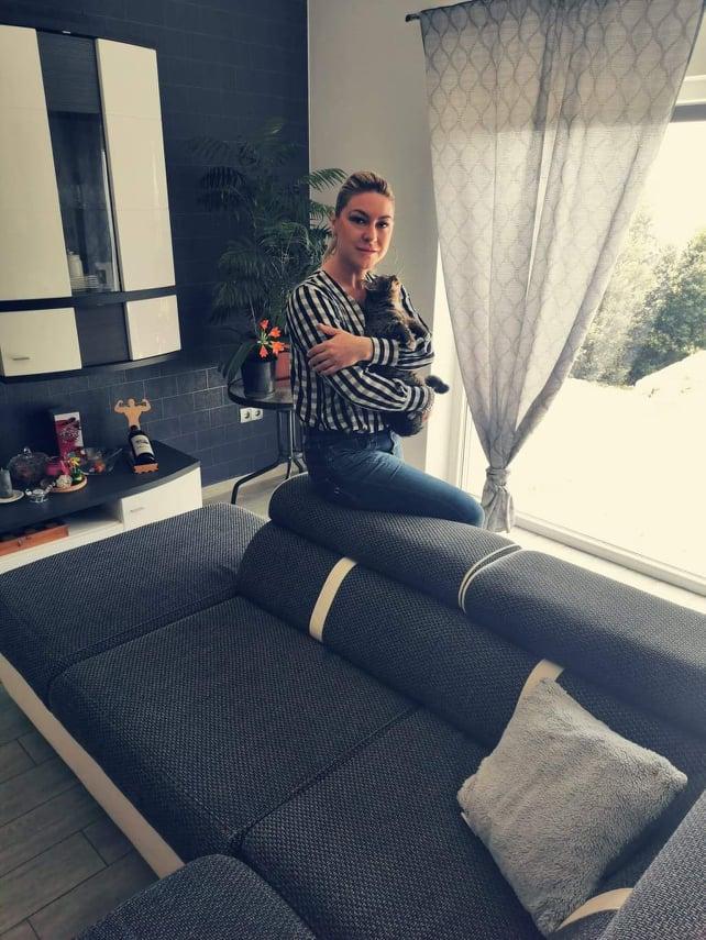 #Ostanidoma Extravagant homestyle: Vesna Bonata