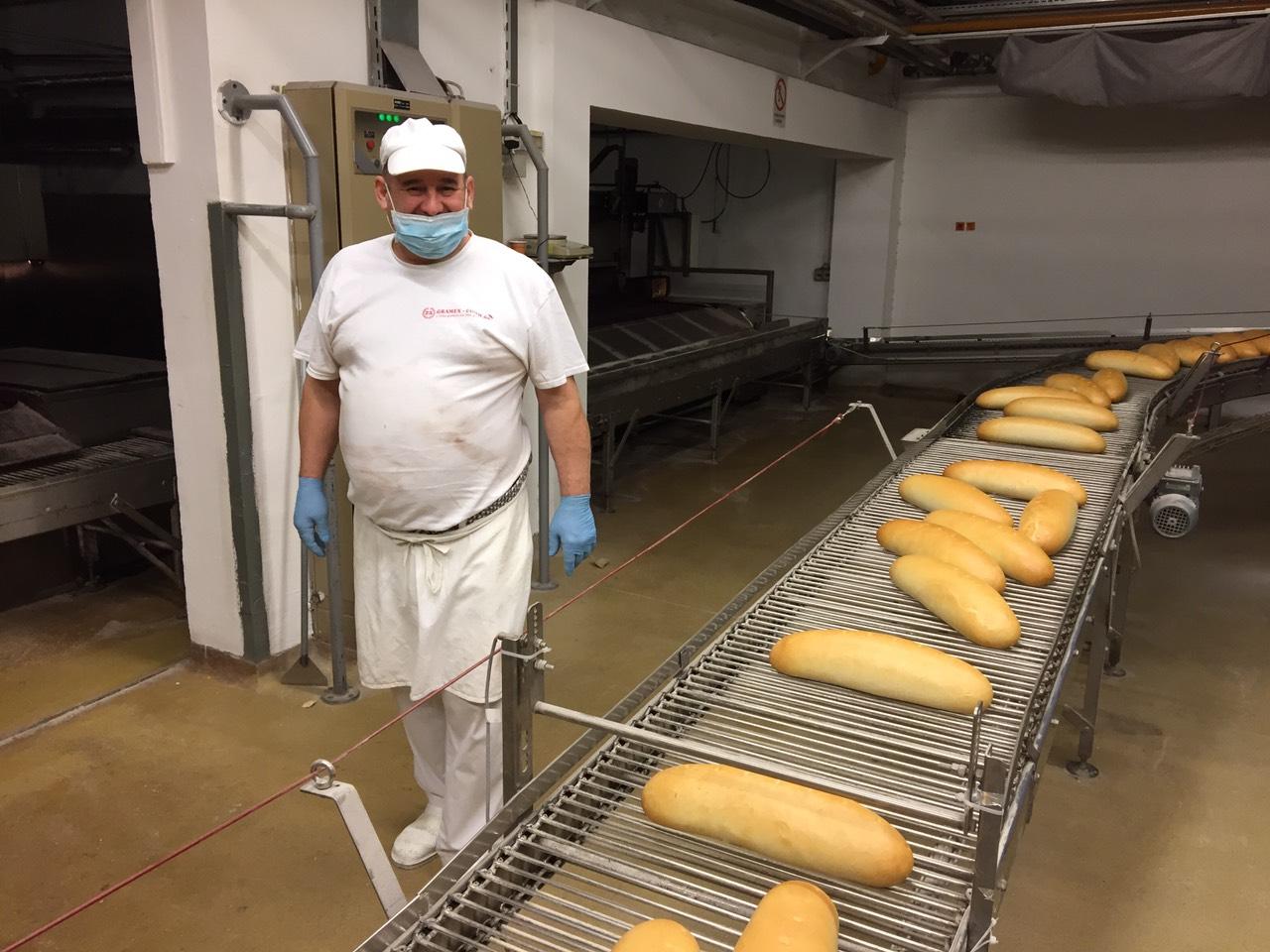 PIK prodaje svježi riječki kruh u zaštićenom i higijenski sigurnijem pakiranju
