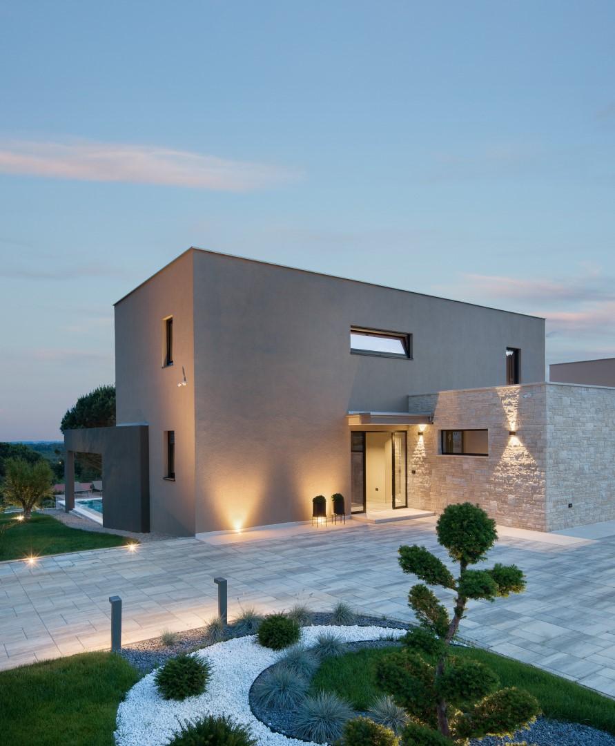 Dom i stil by Dogma: Luksuzna istarska vila za odmor i uživanje