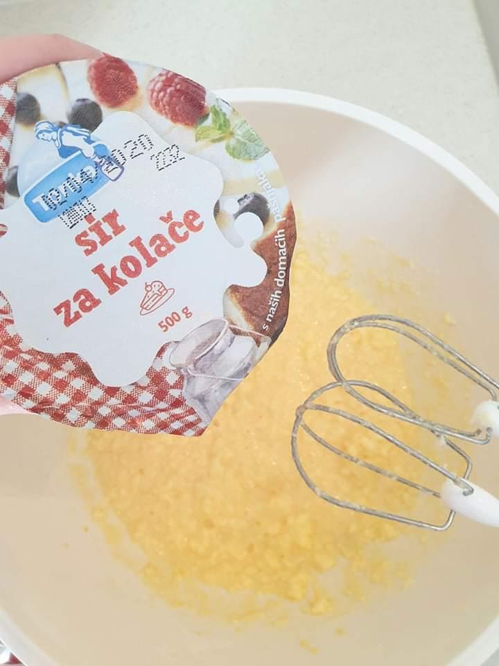 Maja kuha: Pinca bez kvasca by Tonka
