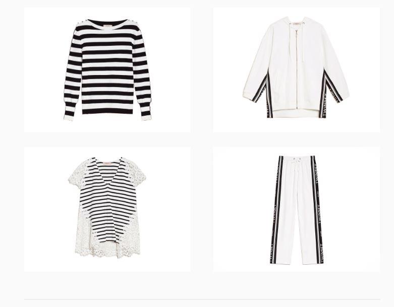 Twinset kolekcija odjeće dostupna u Karla web trgovini