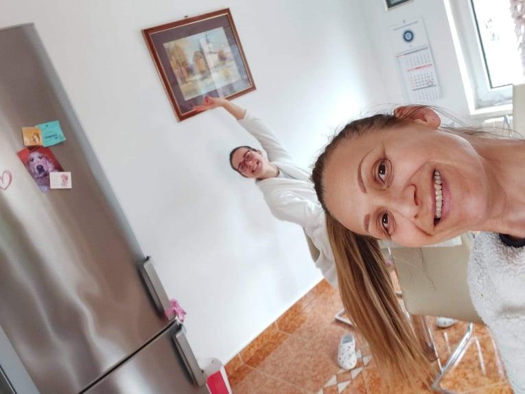 #Ostanidoma Extravagant homestyle: Ivana Grabar