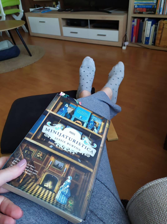 #Ostanidoma Extravagant homestyle: Nataša Jukić
