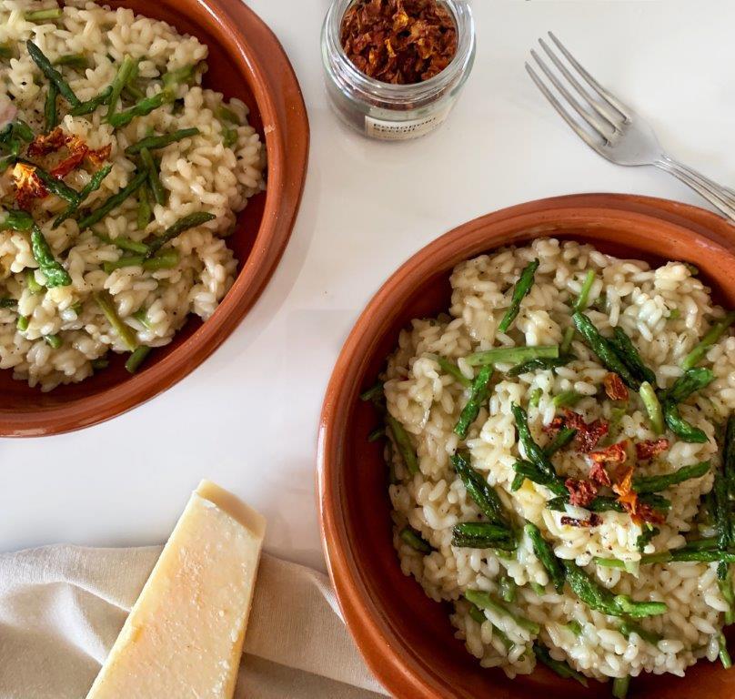 M&M cuisine preporučuje: Rižoto sa šparogama