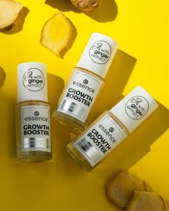 essence_growth booster Base coat