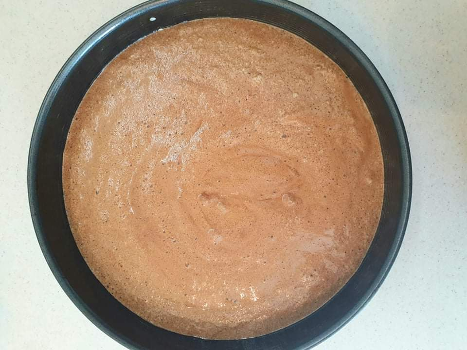 Maja kuha: Boban torta