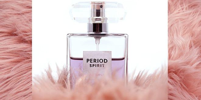 INTIMINA predstavila prvi parfem inspiriran menstruacijom